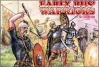 Воины Древней Руси / Early Rus warriors, IX-XI century
