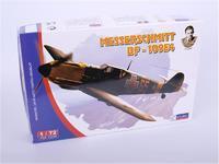 Модель самолета Мессершмитт Bf-109 E4