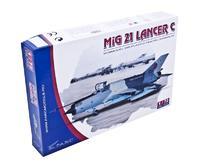 Советский многоцелевой истребитель МиГ-21 Lancer C
