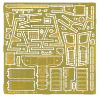 Фототравление: МИГ-29 9-13 для набора ICM