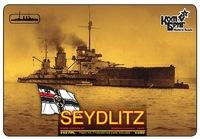 Немецкий крейсер Зейдлиц, 1913