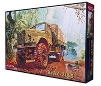 КрАЗ-214Б - первая модель КРАЗ в 35 масштабе!