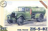 Пластиковая модель грузовика ЗиС-5-БЗ
