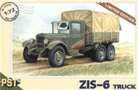 Сборная модель грузовика ЗиС-6