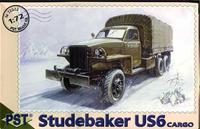 Грузовик Studebaker US6 (Студебекер, Вторая мировая война, США)