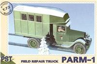 PST72023 PARM-1 WWII Soviet field repair truck