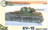 PST72025 IS-1S WWII Soviet heavy tank