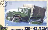 PST72032 ZiS-42/42M WWII Soviet half-truck