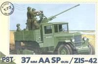PST72033 ZiS-42 with 37mm AA SP gun