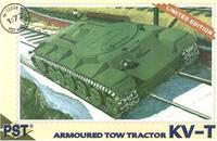 PST72038 KV-T  Советский бронированный тягач