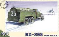 BZ-35S Soviet fuel truck