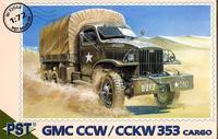 Грузовик GMC CCW/CCKW 353