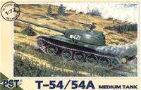PST72045 T-54/54A Soviet medium tank