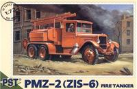 PST72047 PMZ-2(ZiS-6) fire-engine