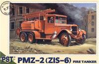 PST72047 PMZ-2(ZiS-6) fire-engine