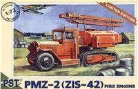 PST72048 PMZ-2(ZiS-42) fire-engine
