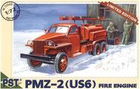 PST72049 PMZ-2(US 6) fire-engine