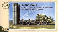 Зенитная ракетная система S-300 PMU SA-10 5P85S