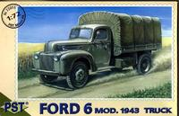 Грузовик Ford 6 модификации 1943г.