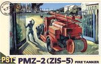 PST72052 PMZ-2(ZiS-5) fire-engine