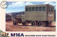 PST72056 M16A (US 6 truck) workshop