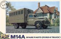 PST72058 M14A (Ford 6 truck) workshop