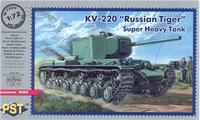 PST72059 KV-220 'Russian tiger' super heavy tank