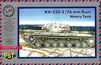 Тяжелый танк КВ-220-2