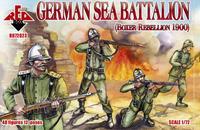 Германские морские пехотинцы , боксерское восстание 1900