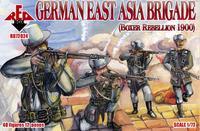 Немецкая восточно-азиатская бригада, боксерское восстание 1900