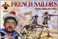 Французские моряки, боксерское восстание 1900