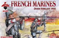 Французские морские пехотинцы , боксерское восстание 1900