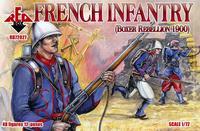 Французская пехота , боксерское восстание 1900