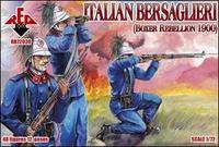 Итальянский Берсальеры , боксерское восстание 1900