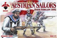 Австрийские моряки, боксерское востание 1900