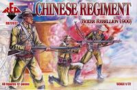 Китайский полк , Боксерское восстание 1900