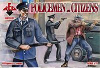Полицейские и гражданские