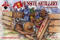 Гусситская артилерия, XV век