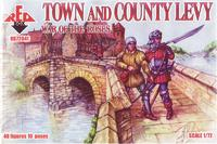 Городские и окружные рекрутеры, времен Войны Роз