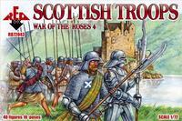Шотландские войска, War of the Roses 4