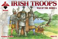 Ирландские войска, война роз 5