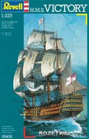 Флагманский корабль лорда Нельсона H.M.S. Victory