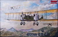 """Бомбардировщик """"Гота"""" G. II, G. III"""