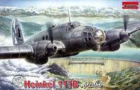 Немецкий средний бомбардировщик Heinkel He-111B