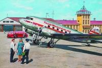 Самолет Douglas DC-3