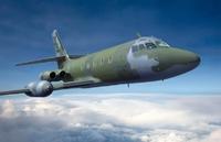 Административный самолет Lockheed C-140A Jetstar