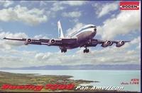 "Авиалайнер Boeing 720B ""Pan American"""