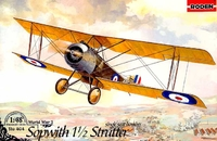 RN404 Sopwith 1 1/2 Strutter single-seat bomber