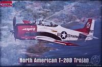 Самолет Норт Америкэн T-28 «Троян»