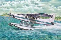 """Поплавковый гидросамолет """"Пилатус ПС-6 B2/H4 Портер"""" / Floatplane Pilatus PC-6 B2/H4 Turbo Porter"""